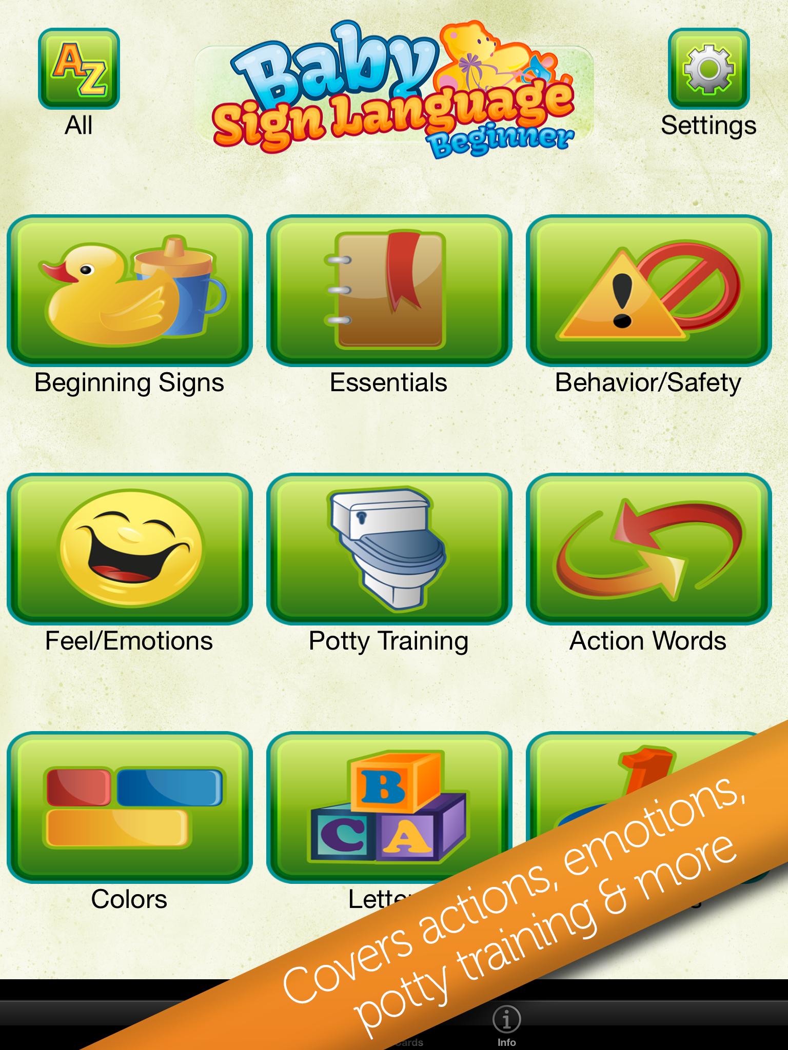 British Sign Language BSL Emotions and Feelings Word Mat  |Sign Language Signs For Emotions