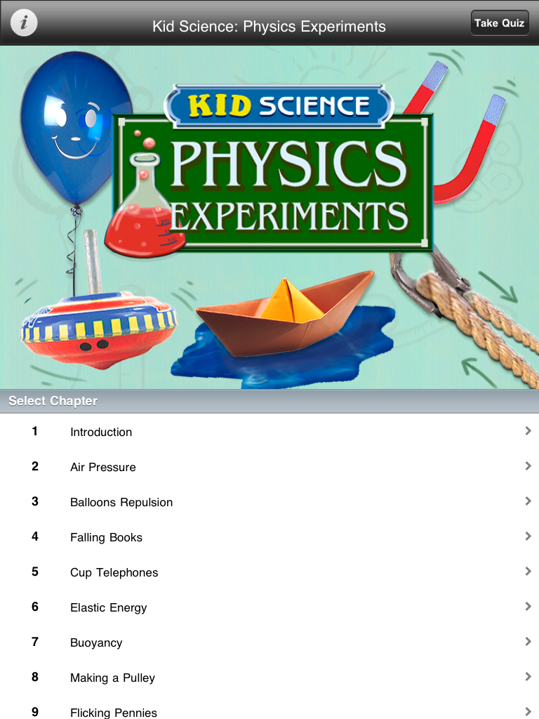 Kid Science: Physics Experiments | Selectsoft