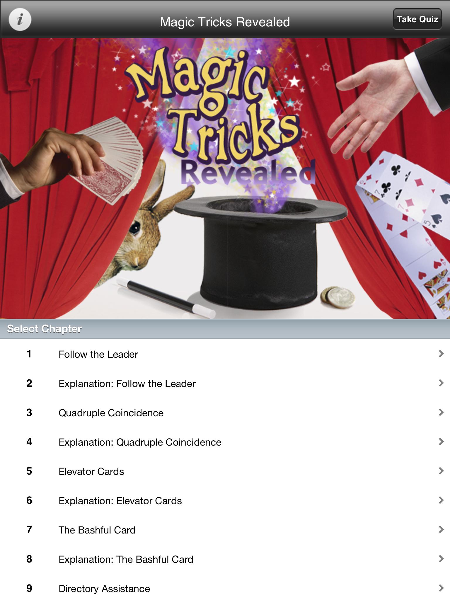 magic tricks revealed  selectsoft