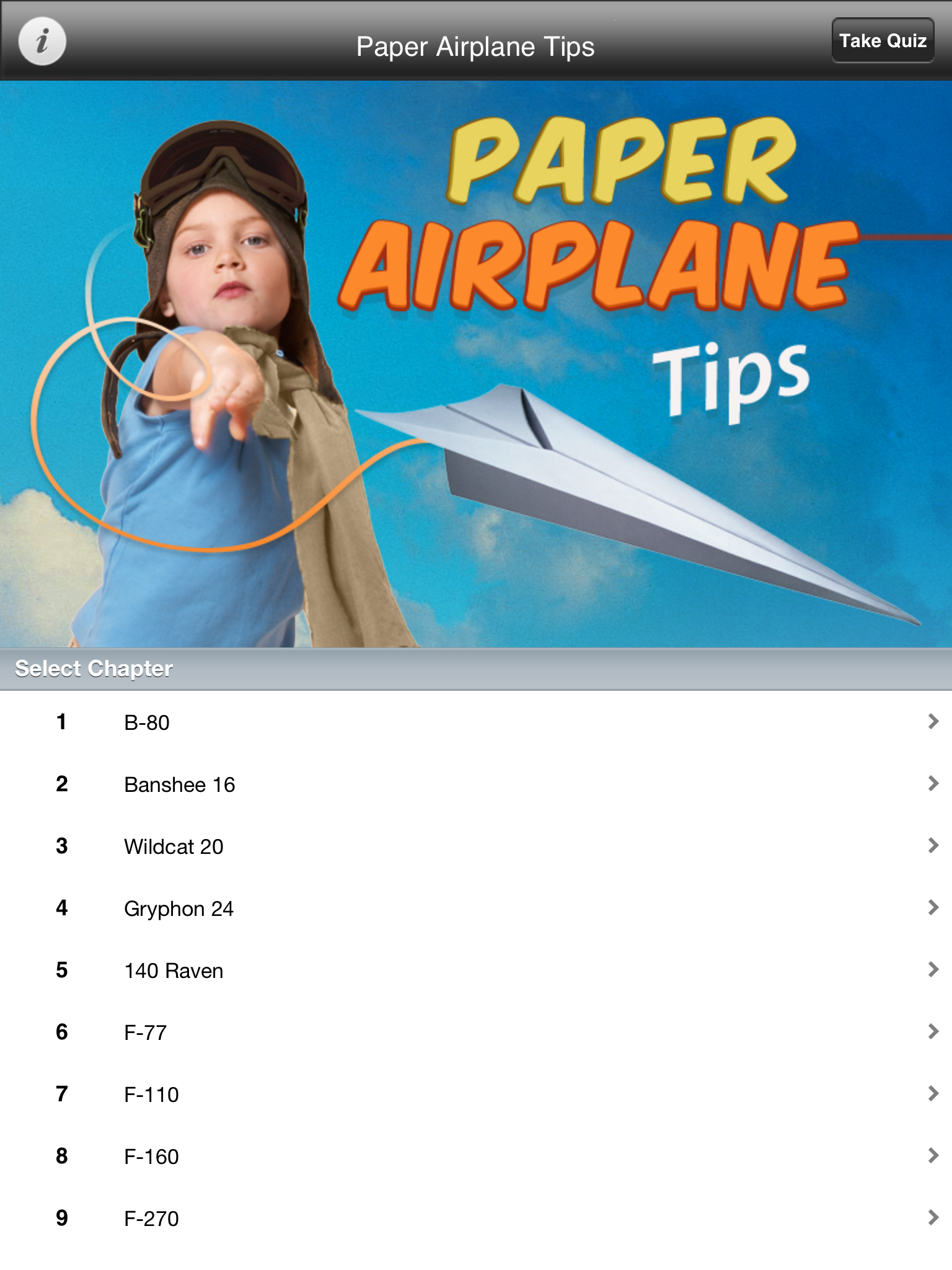 Paper Airplane Tips Selectsoft