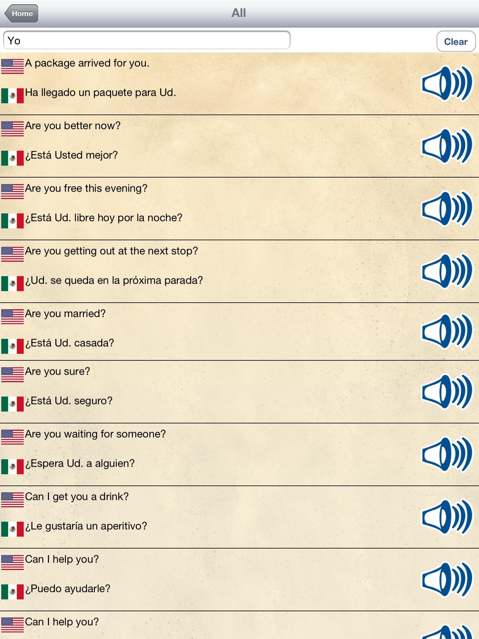 Spanish Travel Talk | Selectsoft - photo#39