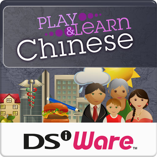 Play and learn chinese ds