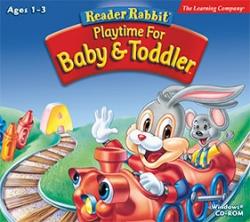 Reader Rabbit Playtime for Baby & Toddler | Selectsoft