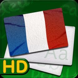 French Flash Card Fun HD