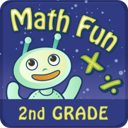 Math Fun 2nd Grade: Multiplication & Division