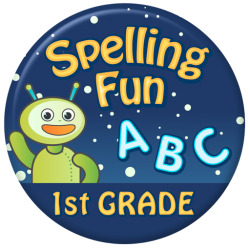 Vocabulary & Spelling Fun 1st Grade