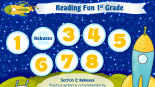 Reading Fun 1st Grade HD