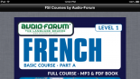 French Basic Course Part A (Level 1)
