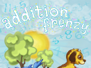Addition Frenzy